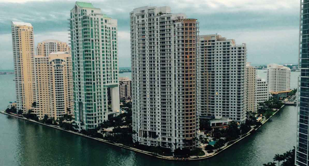 668 more residences due for Brickell Key