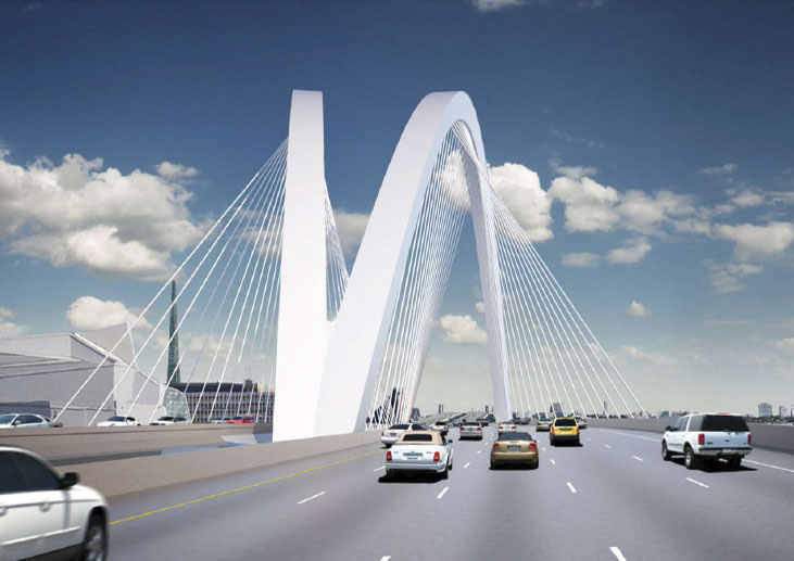 $600 million I-395 bridge to go to bidding