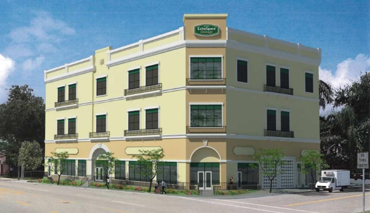 City commission backs OK of self-storage facility