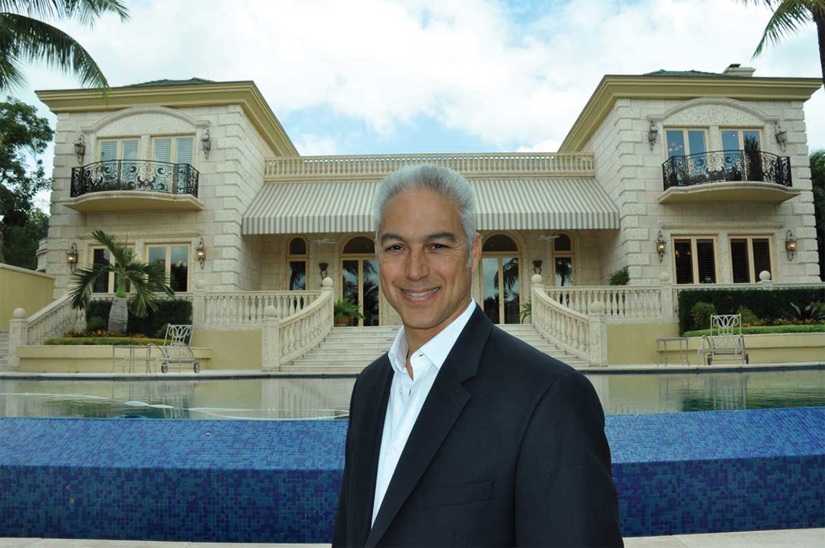 Billionaire buyers chased waterfront estates