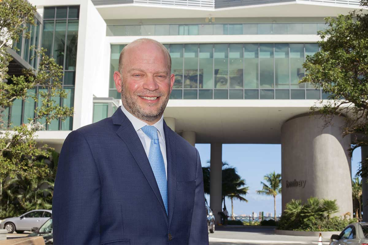 Brad Meltzer: Oversees Plaza Construction Group Florida