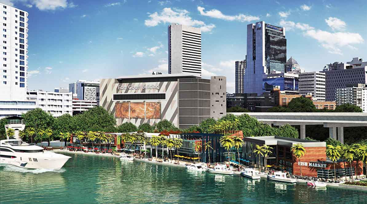 Riverside dining, fish market deal cruises ahead