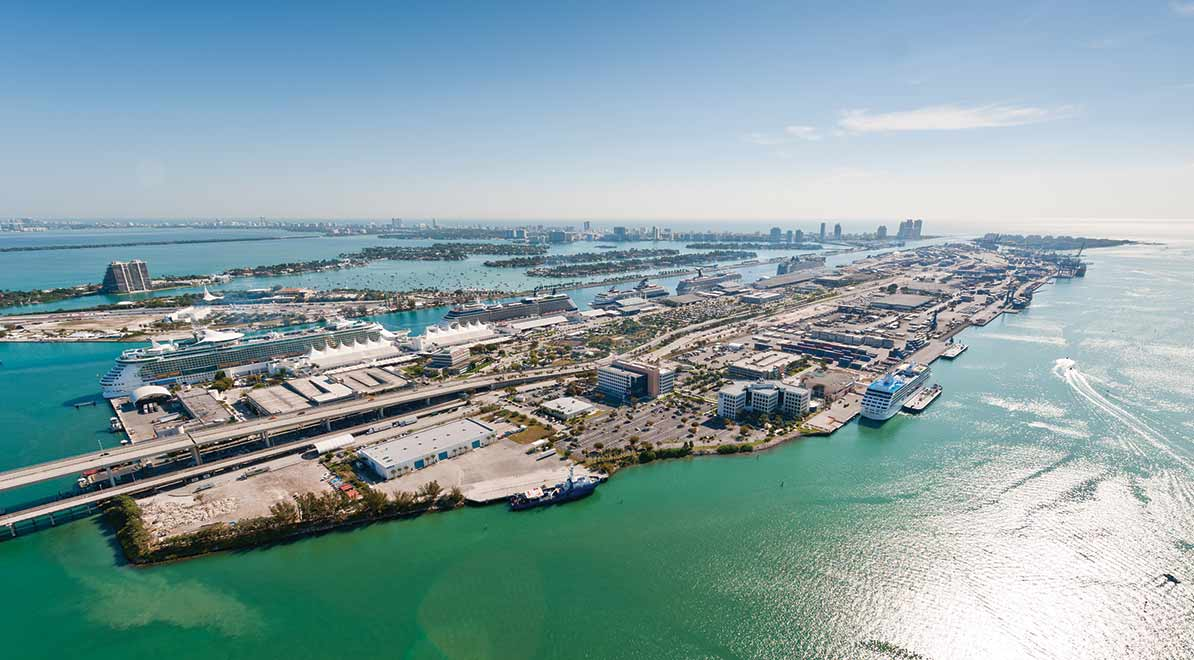 Project for vacant port land on fast track?