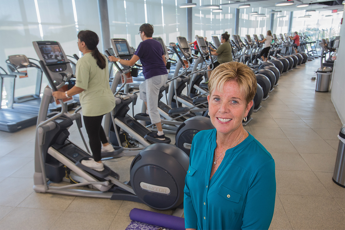 Sheryl Woods: Leads merged YMCA toward 50% growth in decade