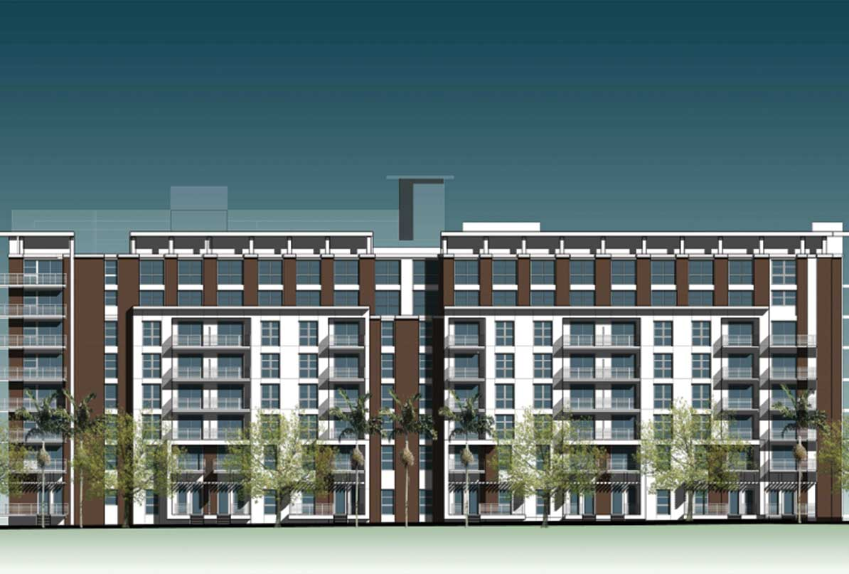 New apartments to affect historic district
