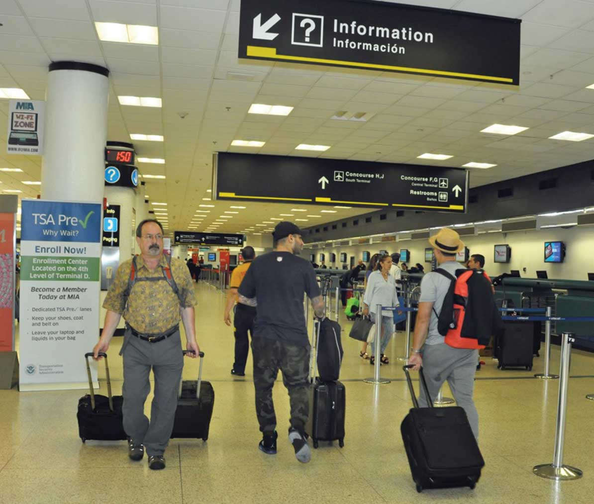 Officials look at rebuilding airport terminal