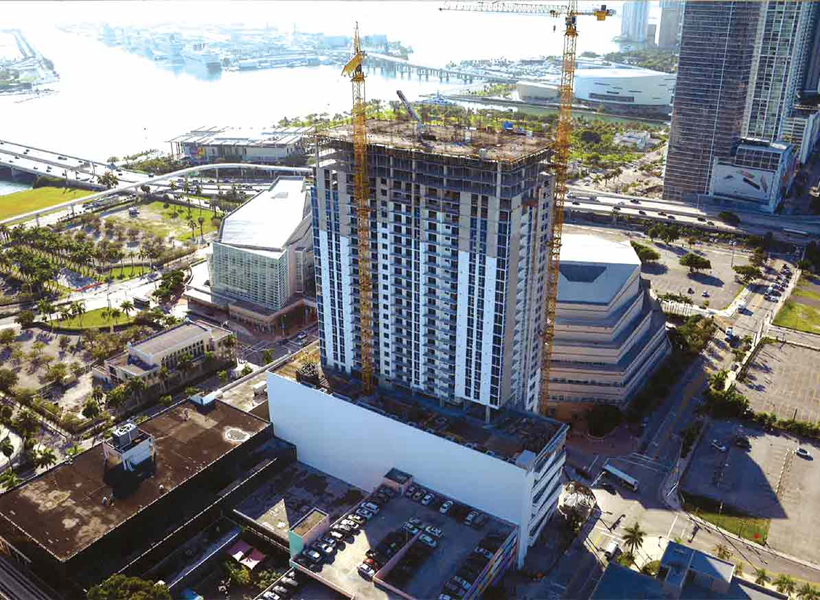 Hungry Arsht patrons get 38-story tower with dining