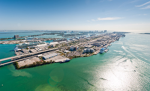 Upset commission defers report on PortMiami's southwest corner