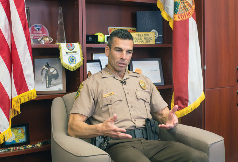Juan Perez: New Miami-Dade police director targets kids and guns