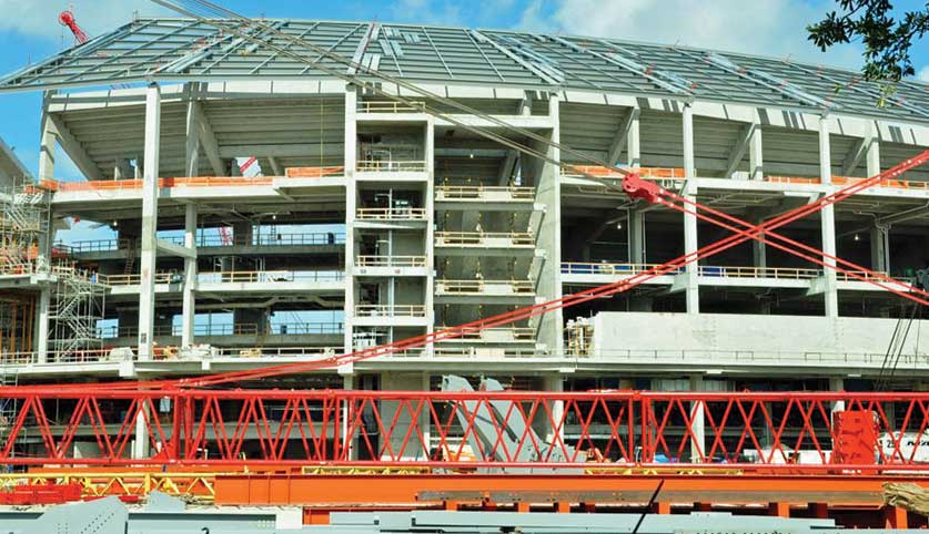 AIG settles claim with Miami Marlins on ballpark construction