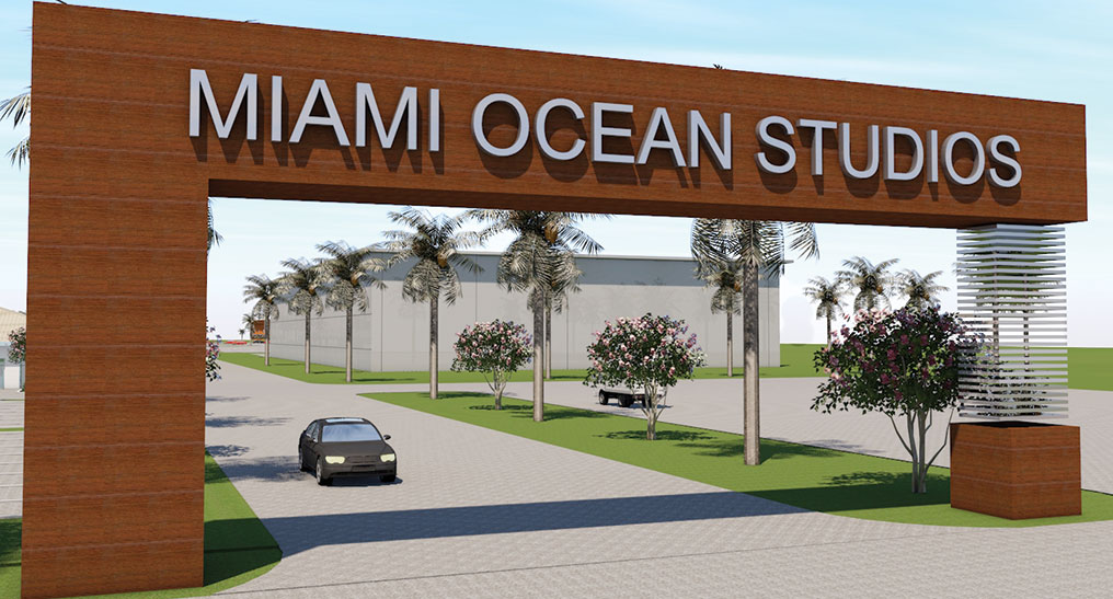 County pulls plug on Miami Ocean Studios