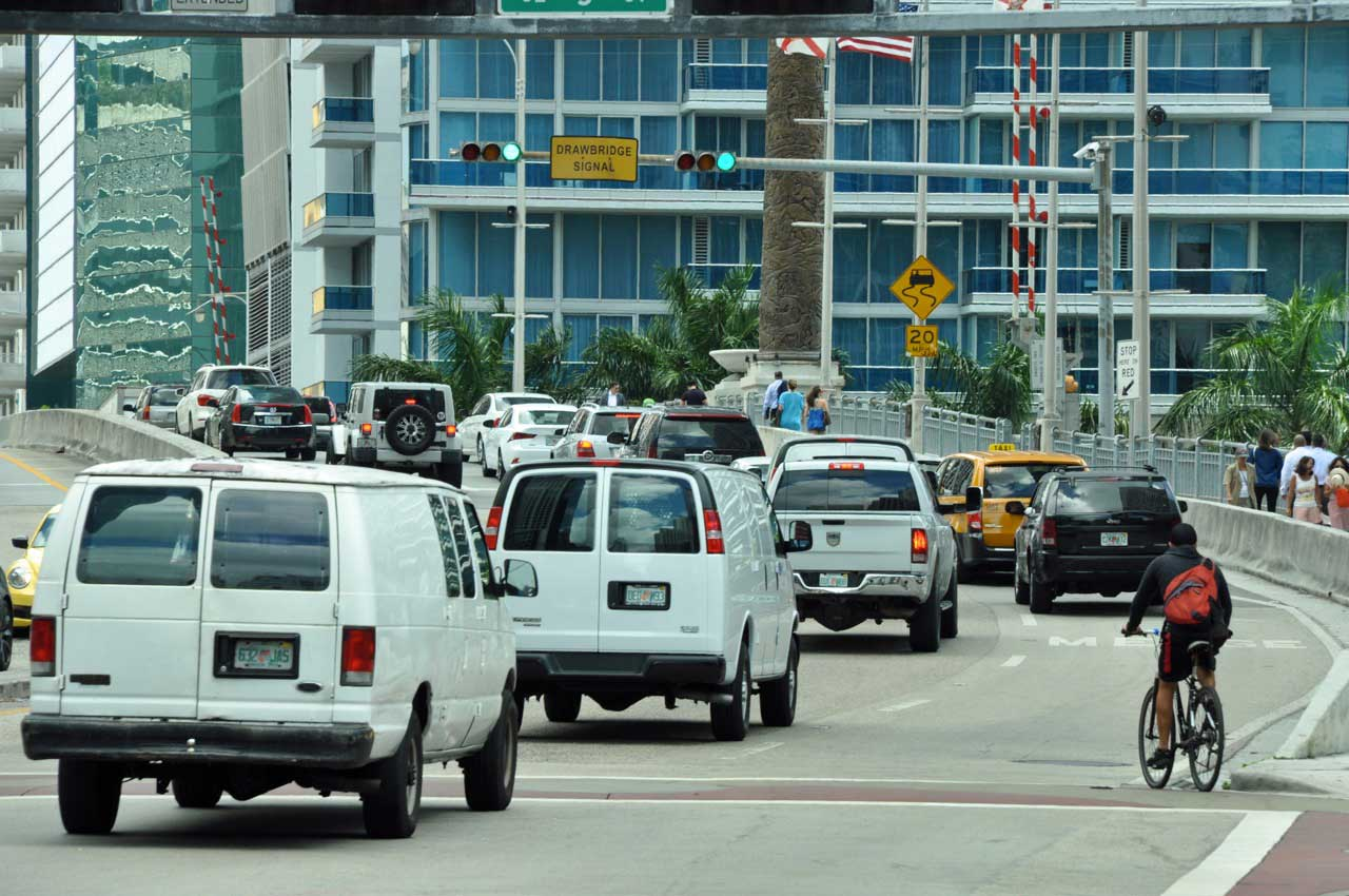 Tunnel new weapon in Brickell Avenue Bridge jams