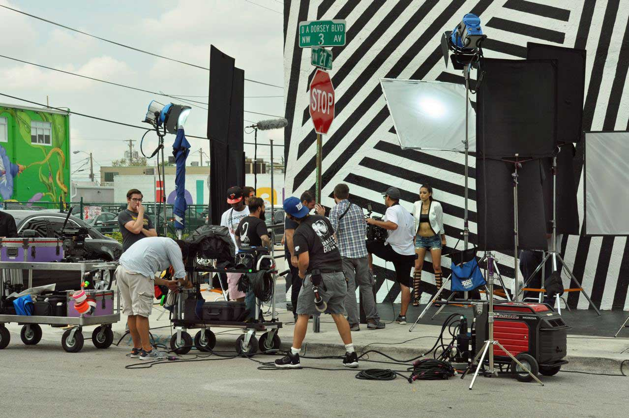 Miami-Dade looking at providing own filming incentives