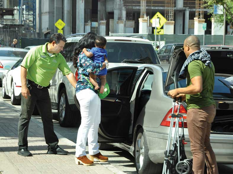 Miami Parking Authority to centralize valets