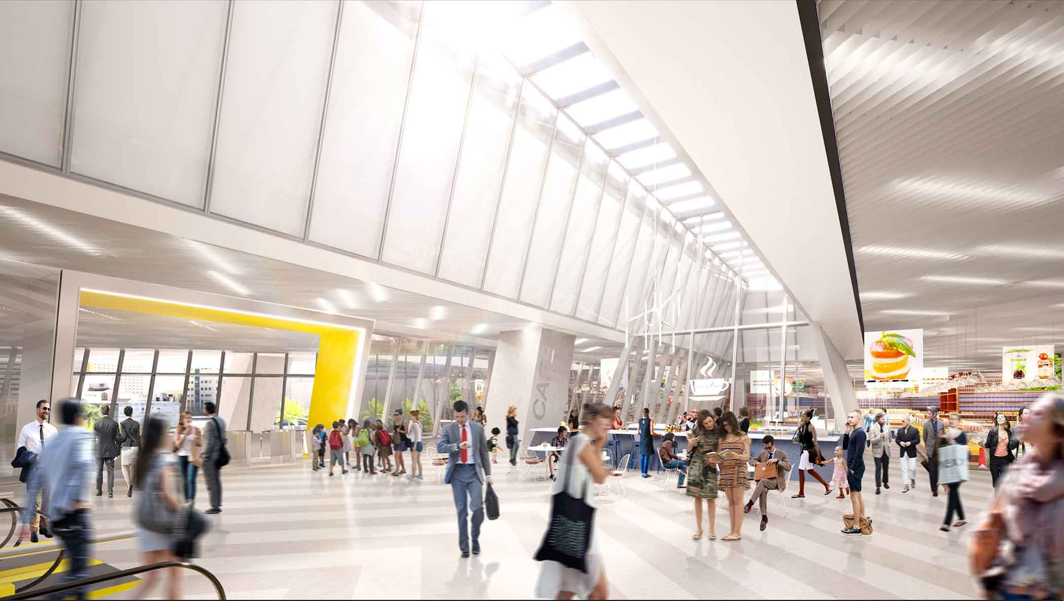 Tri-Rail connection to new MiamiCentral station advances