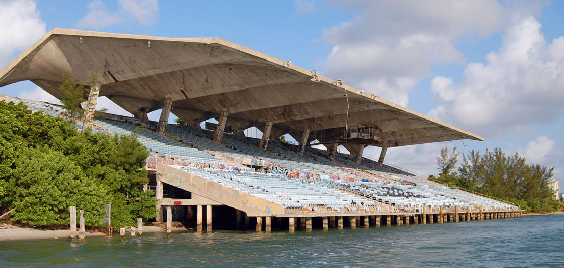 Fate of Miami Marine Stadium turns corner
