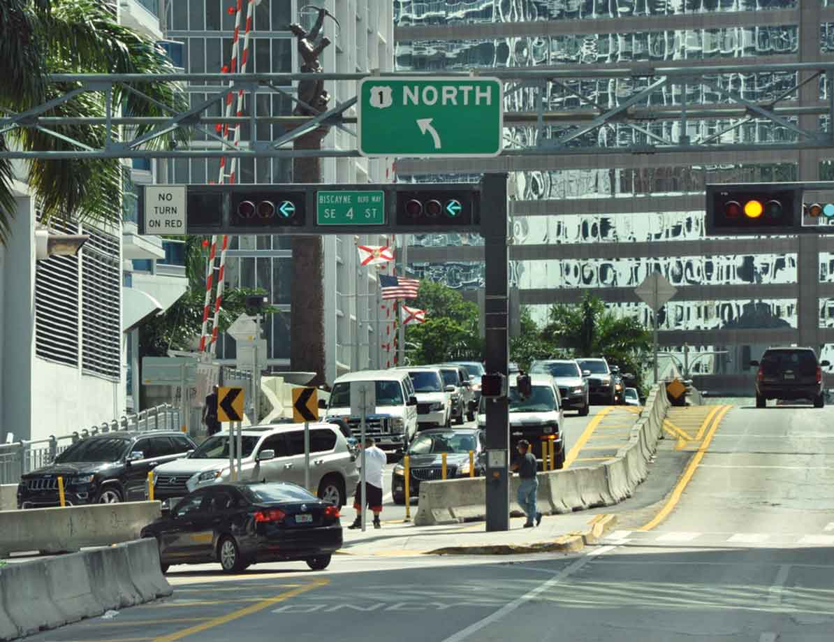 Sen. Bill Nelson in Brickell Avenue Bridge battle