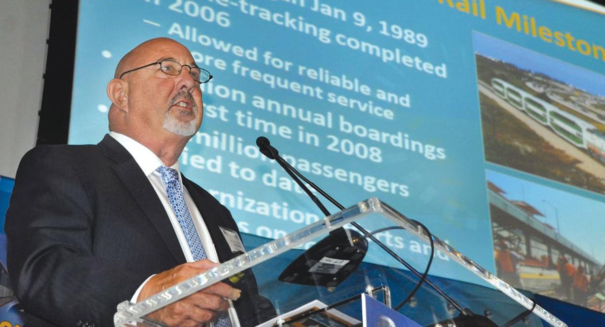 Tri-Rail trains will roll into MiamiCentral