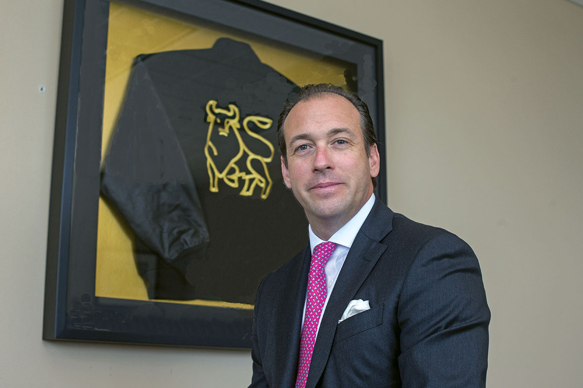 Josh Moody: Heading Merrill Lynch Wealth Management for region