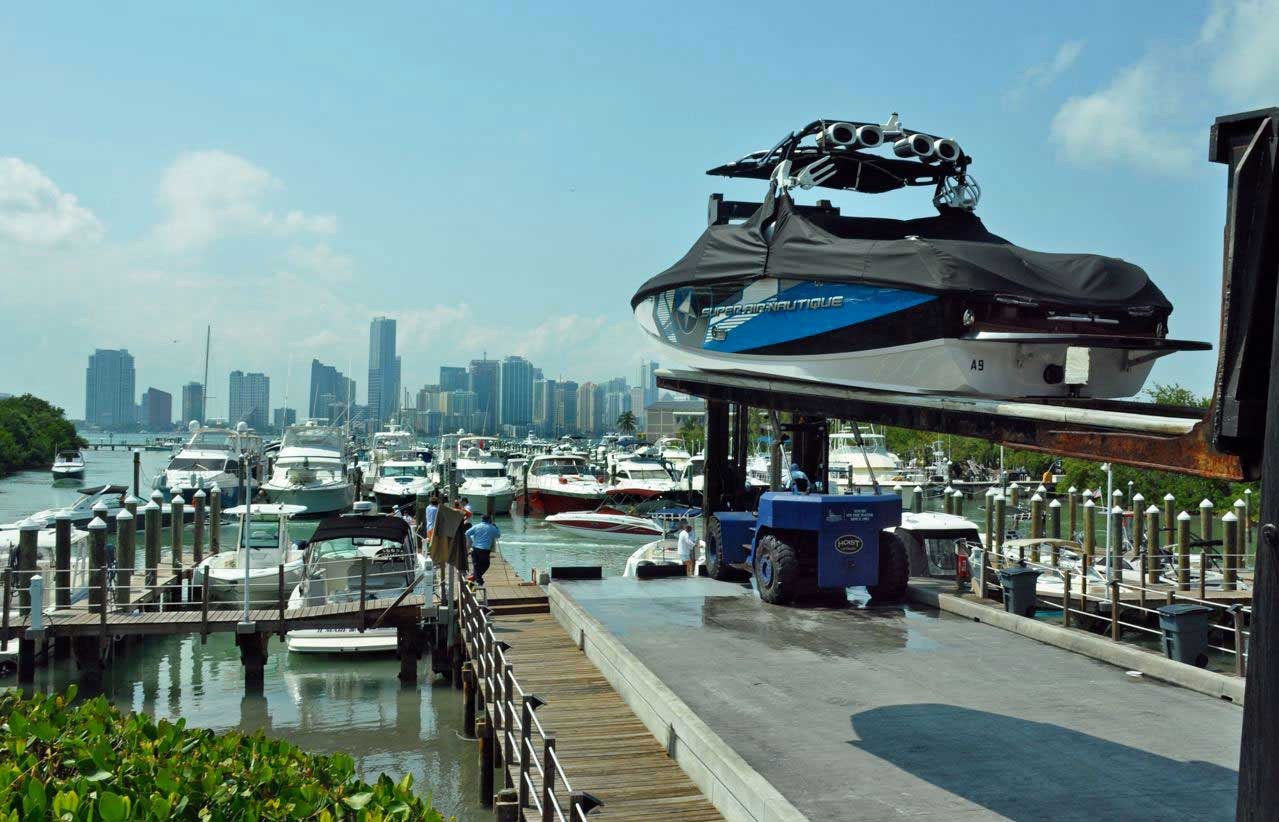 Miami officials will study city managing Virginia Key marinas