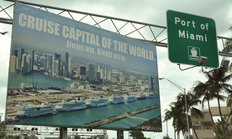 Royal Caribbean Cruises to alter PortMiami lease