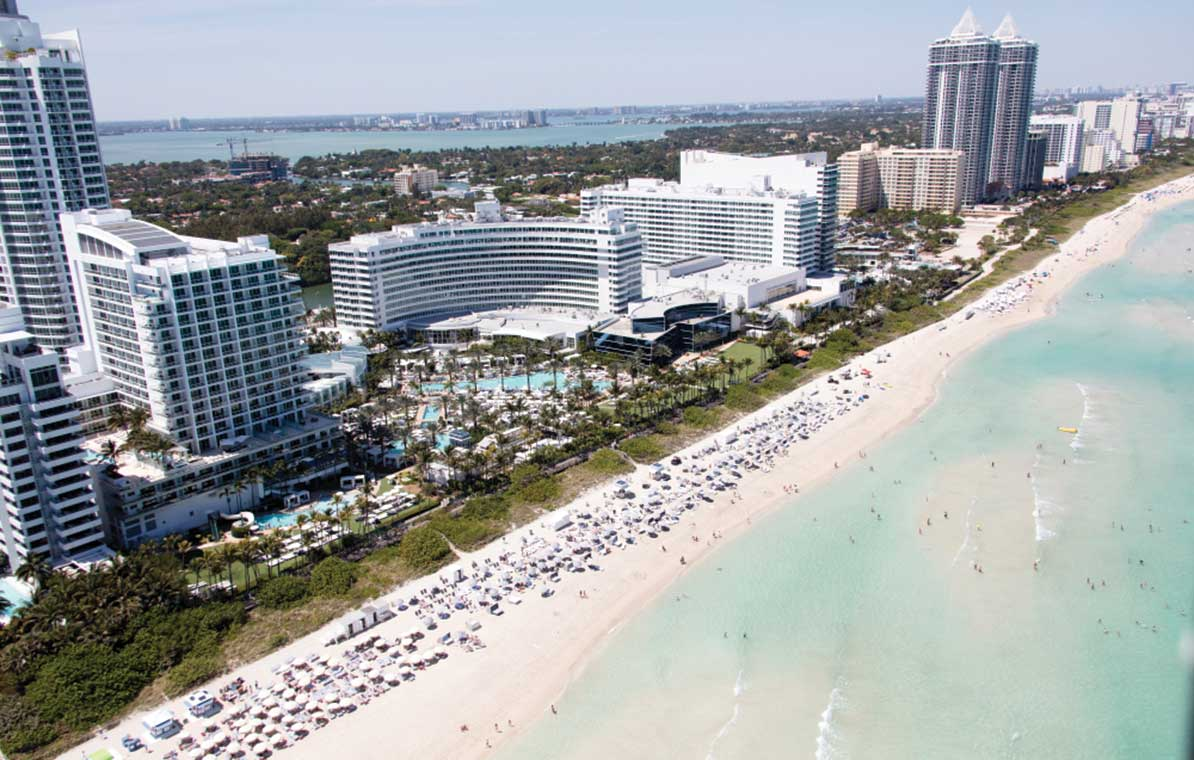 Small business to renourish and widen beaches on Miami Beach