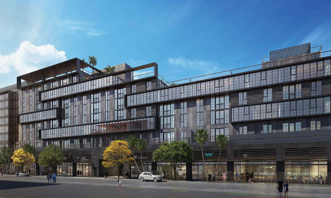 Hundreds of rental apartments are coming to the Wynwood Arts District