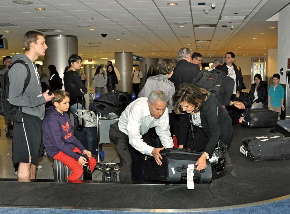 Parsons-Odebrecht Joint Venture wins airport baggage system deal