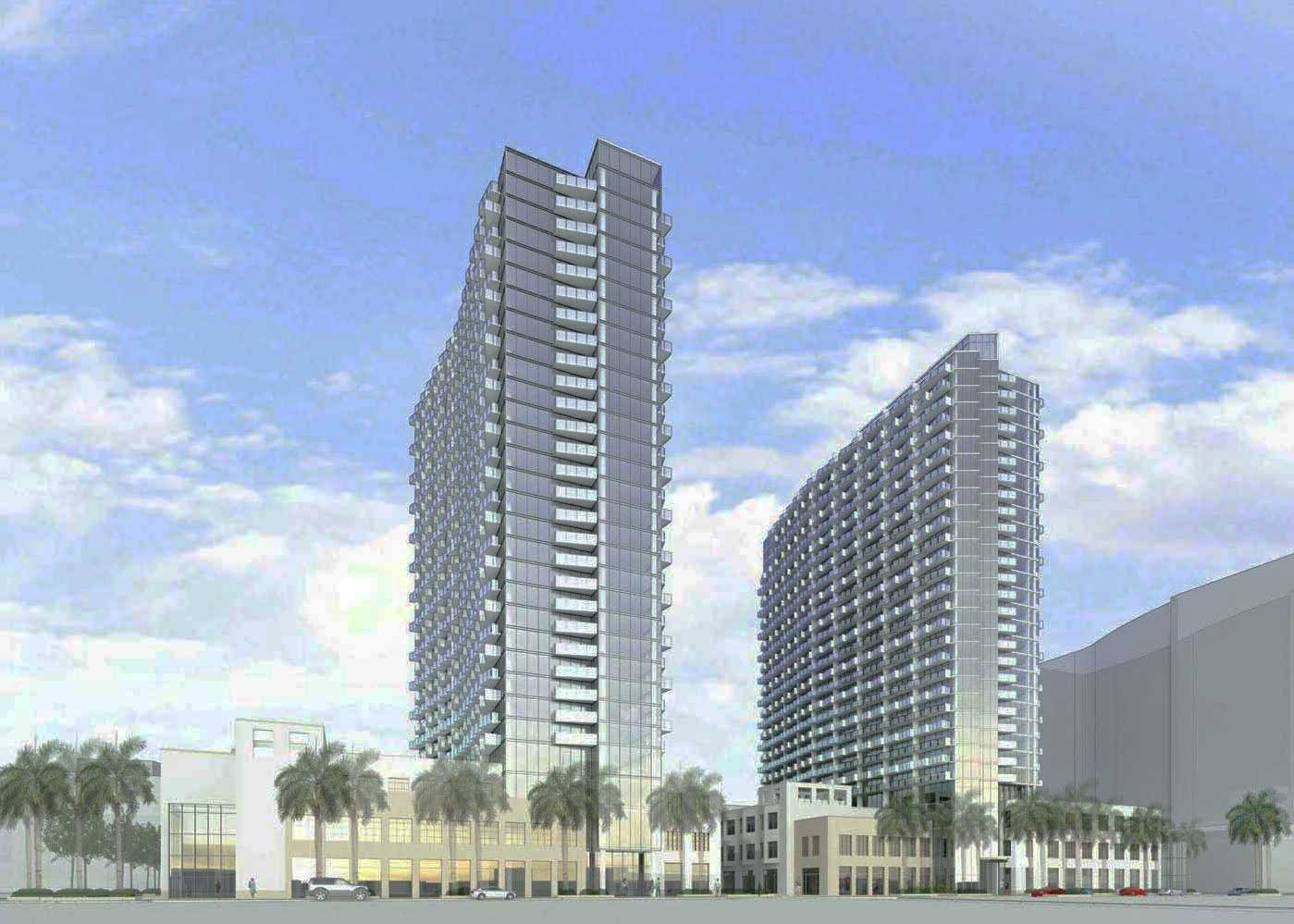 City board leaves two Midtown Miami towers in limbo