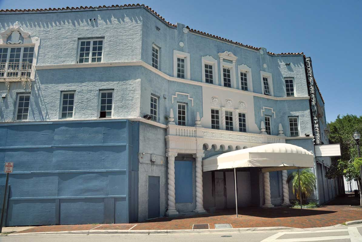 Coconut Grove Playhouse may go on historic register
