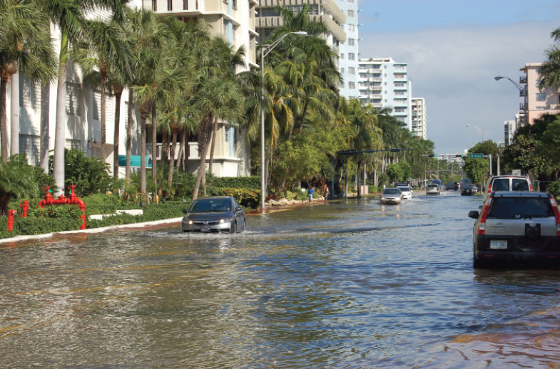 Miami getting serious about sea level rise