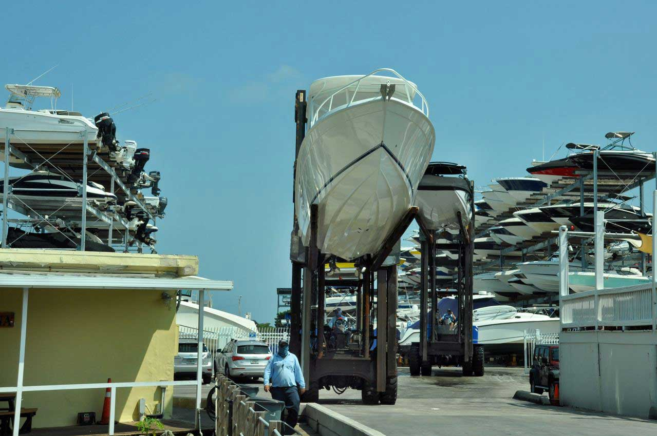 Miami-Dade's six county marinas filled, more boat slips sought