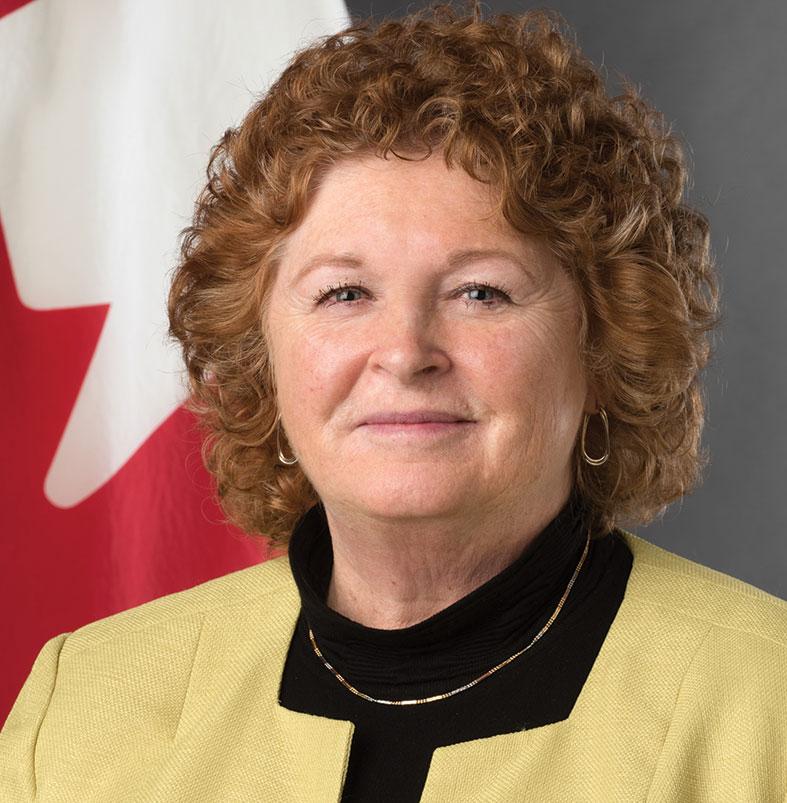 Canadian consul general develops Florida trade links