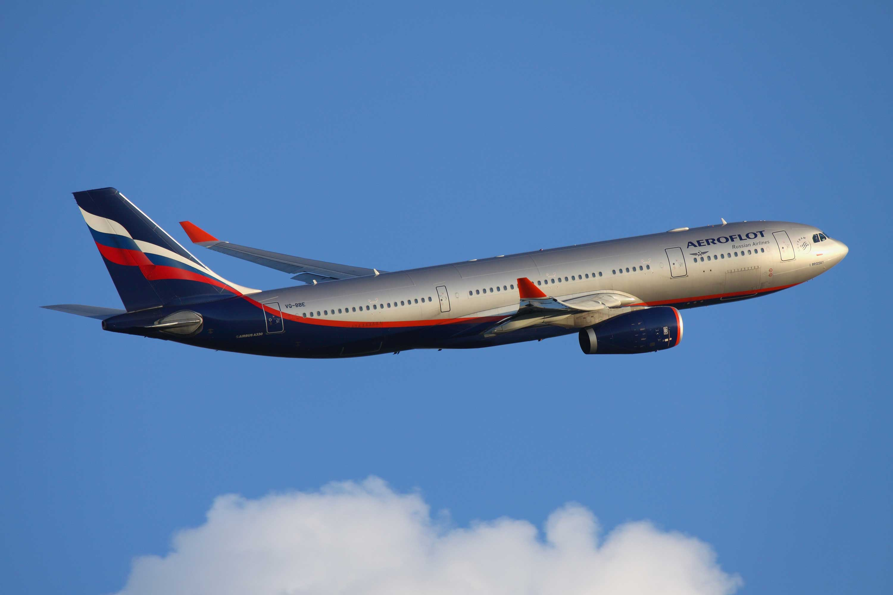 As MIA-Russia flights decline, Aeroflot to add flight