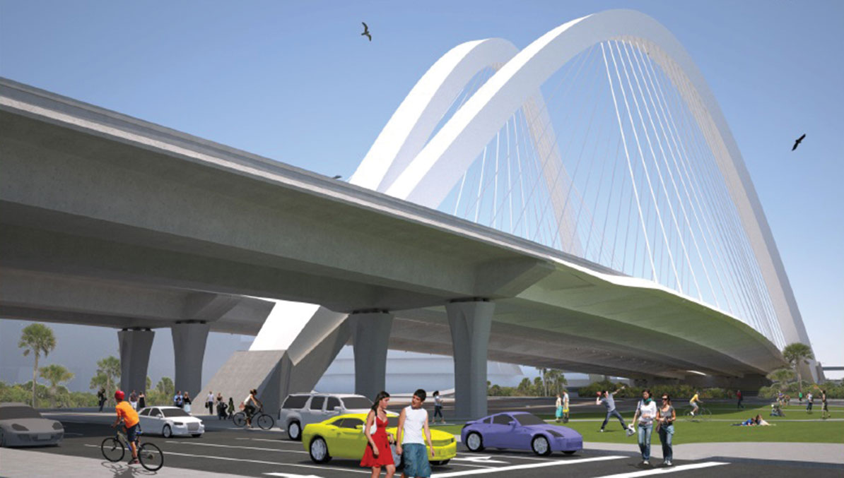 """Signature bridge"" on I-395 design due soon"