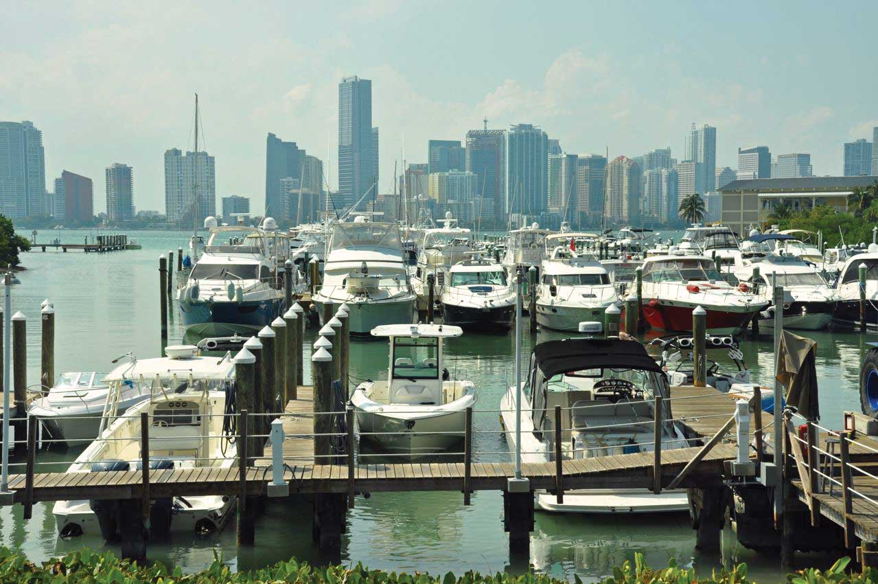 Voters may decide on Virginia Key marinas