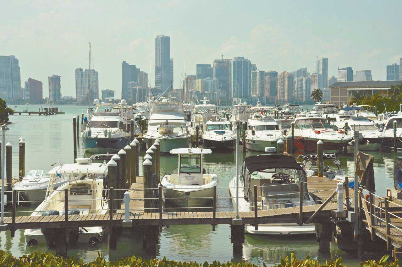 Miami shouldn't run marina on Virginia Key, study says