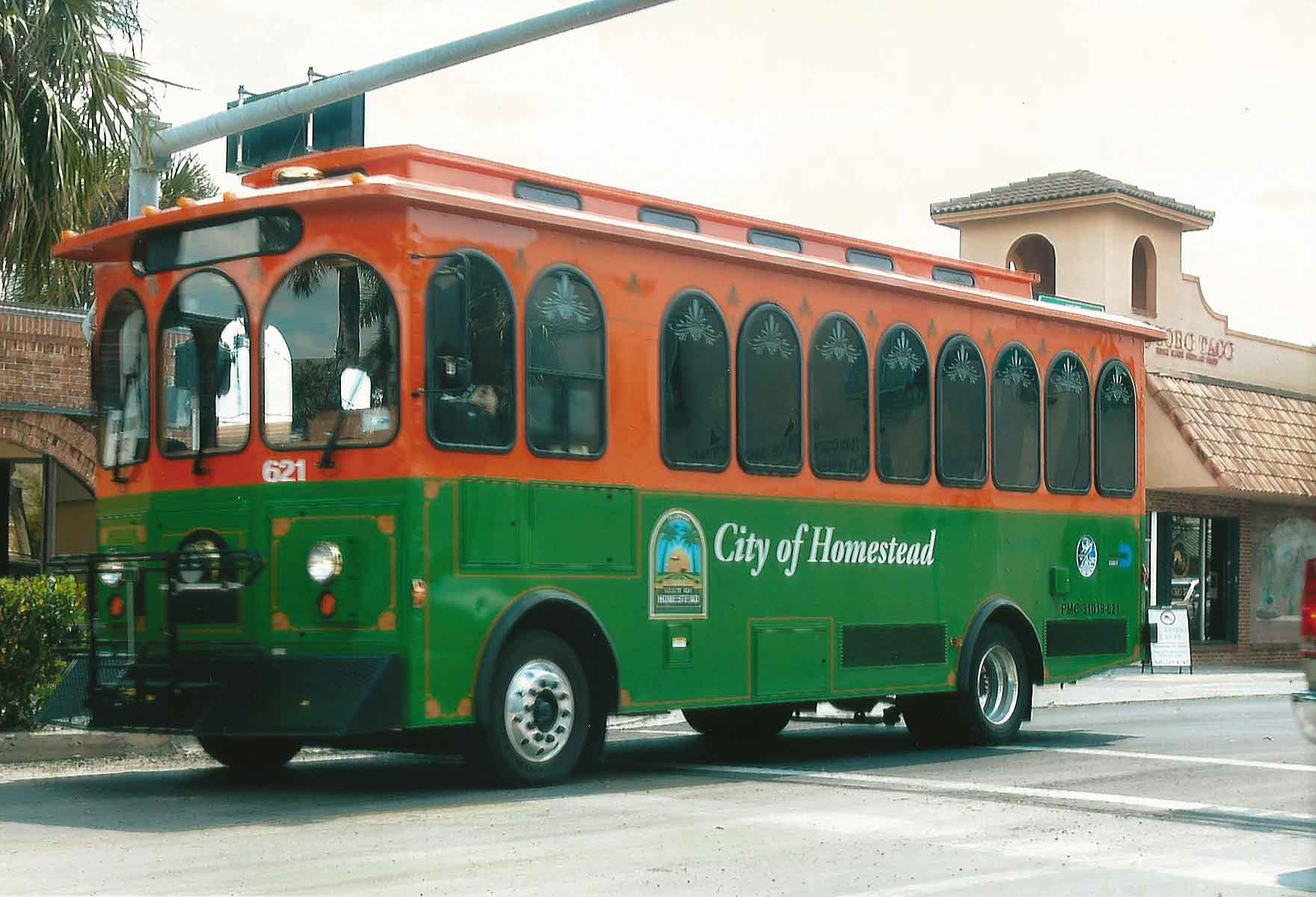 Homestead is rolling full-speed ahead to develop a transit center
