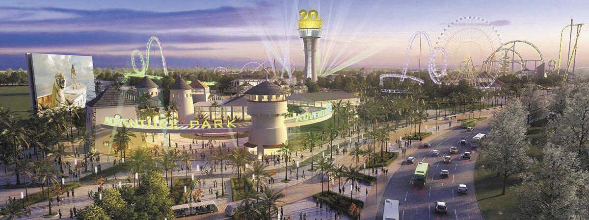 Miami Wilds theme park zoo lease talks continue