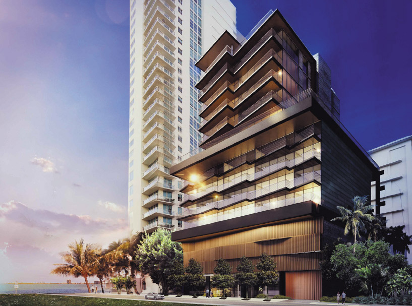 Adjacent lots in Miami's Edgewater to yield yet another tower