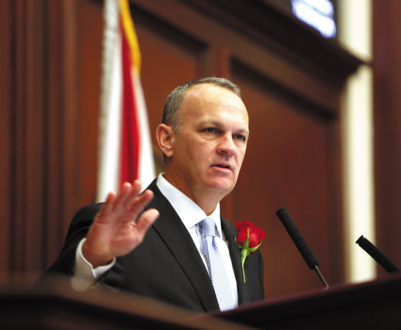 Speaker Richard Corcoran demands data from 38 economic, tourist  groups