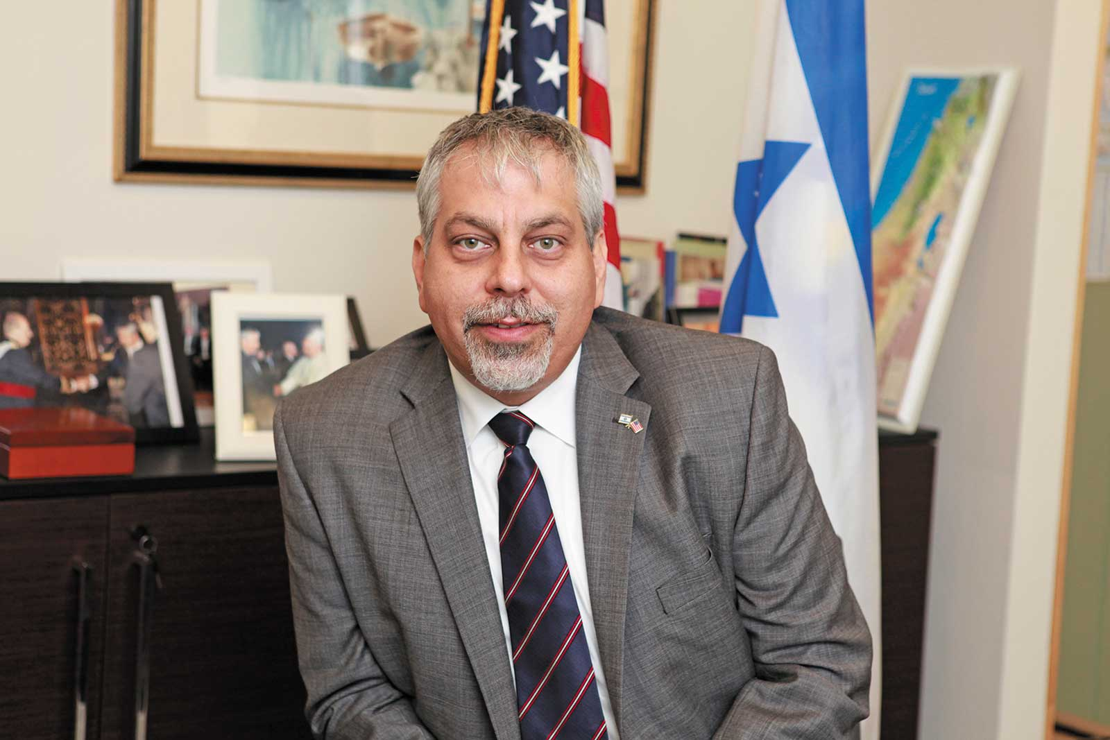 Lior Haiat: Consul general sees Miami as Israel's Latin America hub