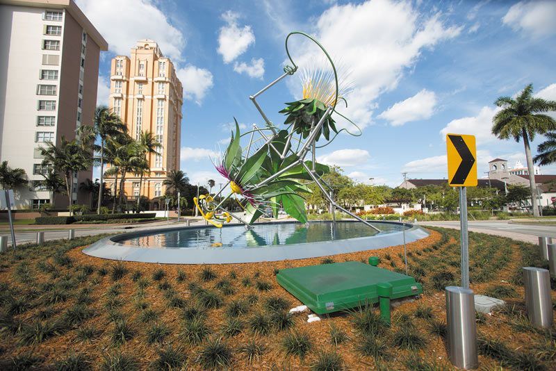 Coral Gables sculptures win the battle of tastes