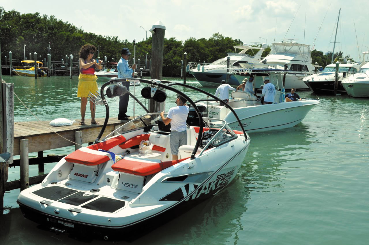 Marinas on Virginia Key to have local jobs built in