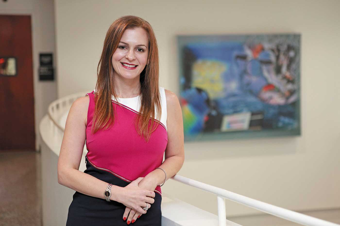 Christina White: Annually handles more than 20 elections in Miami-Dade