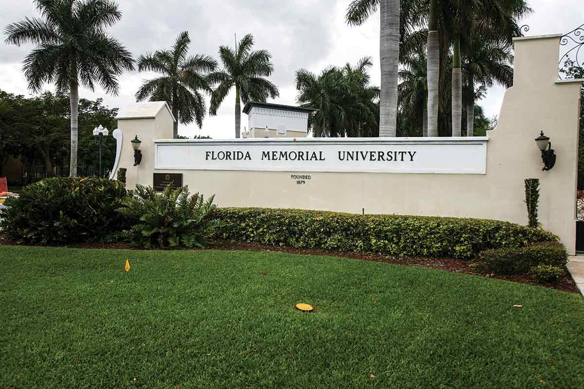 Colleges In Miami Florida >> Florida Memorial University gains from California ...