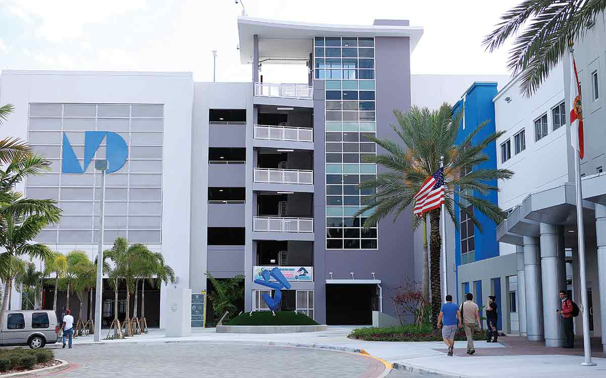 School for Advanced Studies in Doral doubling class size