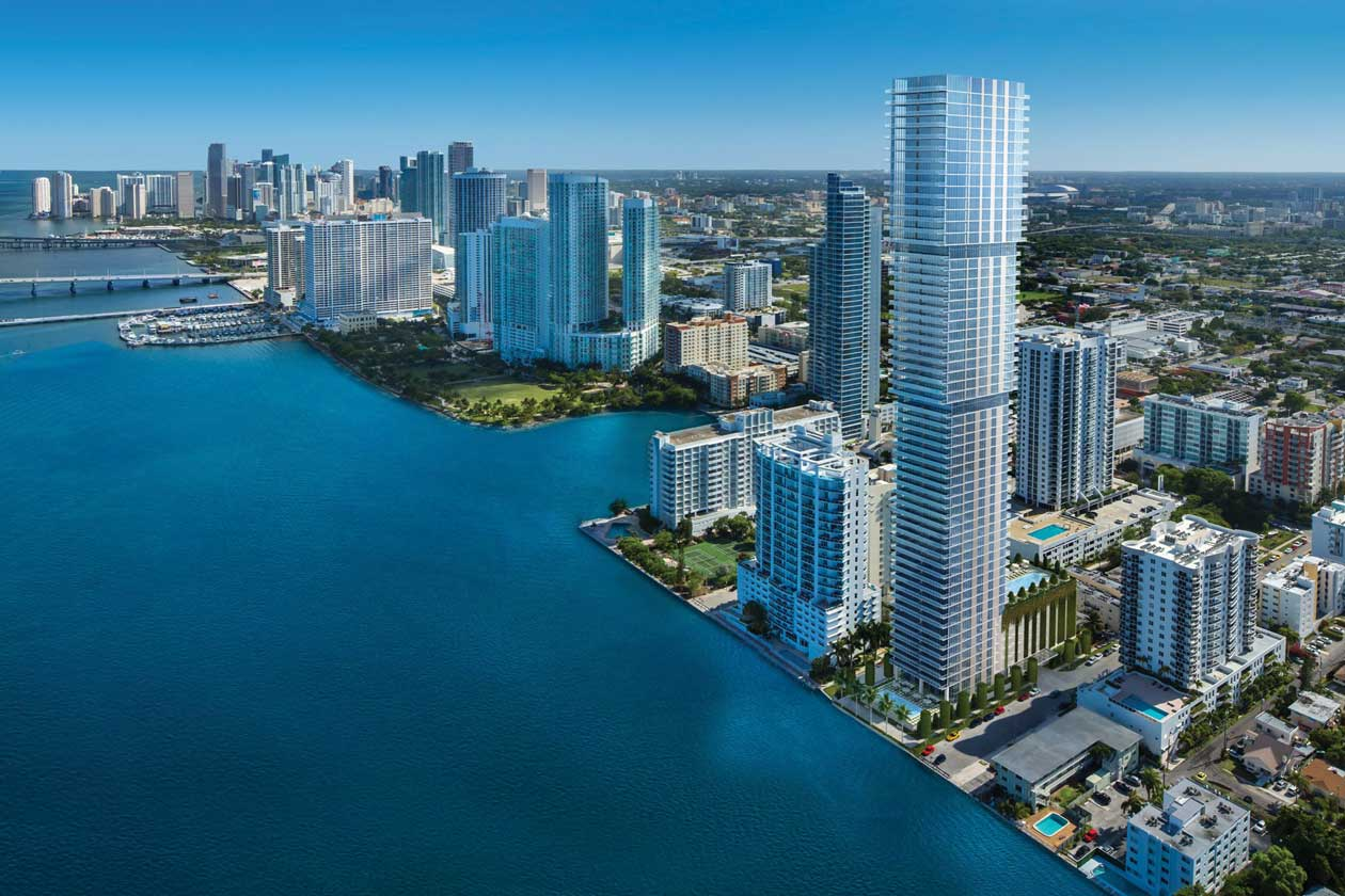 Growth in Edgewater is surging ahead