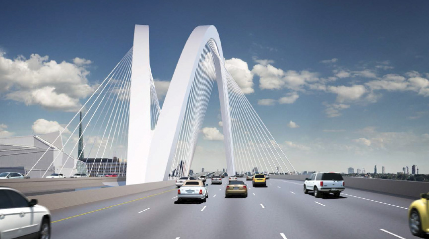 Adrienne Arsht Center parking garage hinges on new I-395 bridge