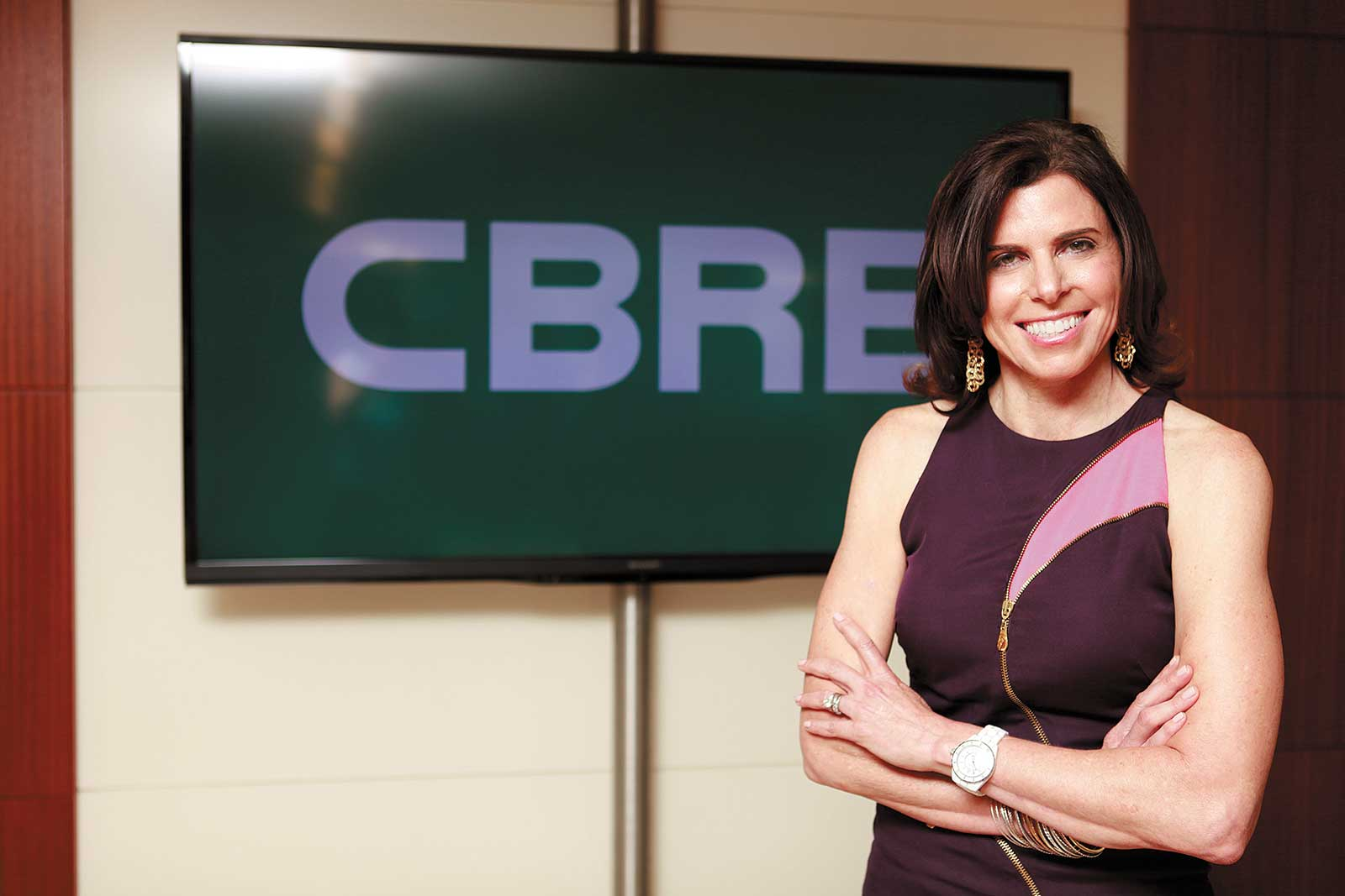 Arden Karson: New senior managing director for CBRE South Florida